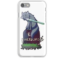 Sif - Prepare to Cry iPhone Case/Skin
