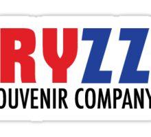 Bryzzo Souvenir Co Sticker