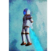 Space Jumping Photographic Print