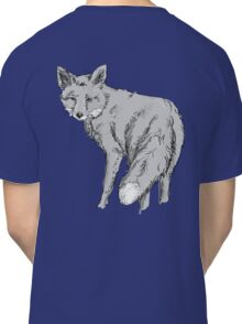 Mr. Fox is watching you Classic T-Shirt