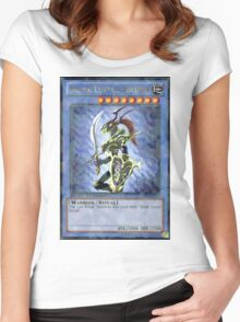Black luster soldier Women's Fitted Scoop T-Shirt
