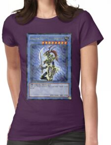 Black luster soldier Womens Fitted T-Shirt