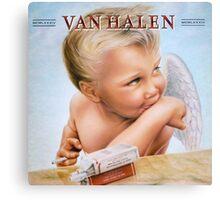 Van Halen - Panama Canvas Print