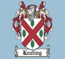 Keating Coat of Arms (Irish) Kids Clothes