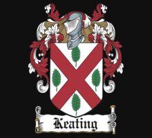 Keating Coat of Arms (Irish) Kids Clothes