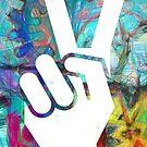 Peace Hand 1 by Edward Fielding