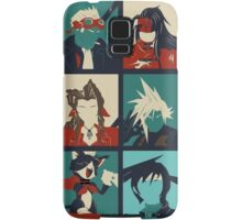 Final Fantasy VII - Characters Samsung Galaxy Case/Skin