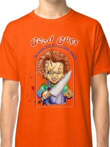 chucky- childs play Classic T-Shirt