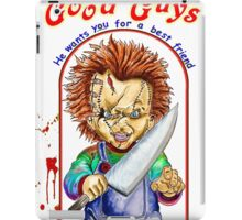 chucky- childs play iPad Case/Skin