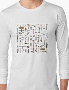 vintage tools Long Sleeve T-Shirt