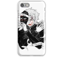 I Reject My Humanity iPhone Case/Skin