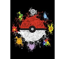 Kanto Champion Photographic Print