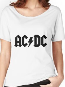 AC/DC Women's Relaxed Fit T-Shirt