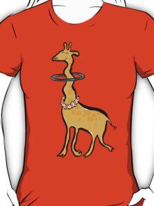 the hula giraffe T-Shirt