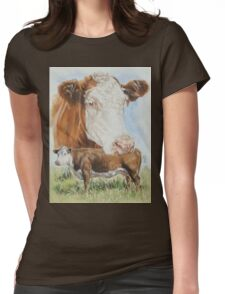 Hereford Womens Fitted T-Shirt
