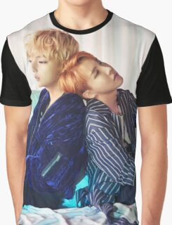 BTS Wings V & JHope Graphic T-Shirt