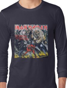 Iron Maiden - Number of the Beast Long Sleeve T-Shirt
