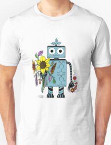 Lina The Robot Unisex T-Shirt