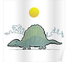 dimetrodon Poster