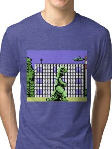 Rampage Monster Commador 64 Tri-blend T-Shirt