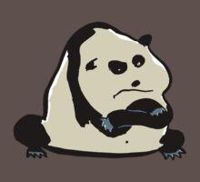 panda bear Baby Tee