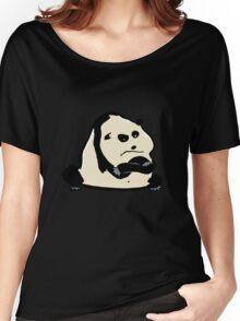 panda bear Women's Relaxed Fit T-Shirt