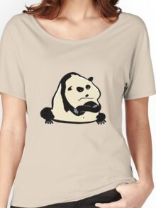 panda bear Women's Relaxed Fit T-Shirt