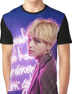 BTS Wings V v1 Graphic T-Shirt