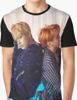BTS Wings V & JHope v2 Graphic T-Shirt