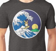 The Great Wave of Alola (Night) Unisex T-Shirt