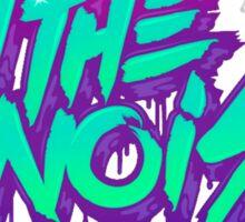 Kill the Noise logo Sticker