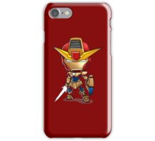 Iron Gundam iPhone Case/Skin