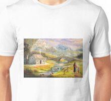 Sintra - Where love & enchantment springs.... Unisex T-Shirt