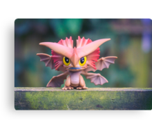 How to Train Your Dragon - Cloudjumper Mini Figurine Canvas Print