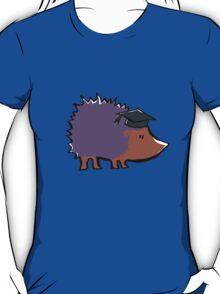 educated hedgehog T-Shirt