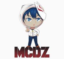 Chibi MCDZ Kids Tee