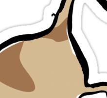 wild mustang Sticker