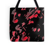 Painter was here - red Tote Bag