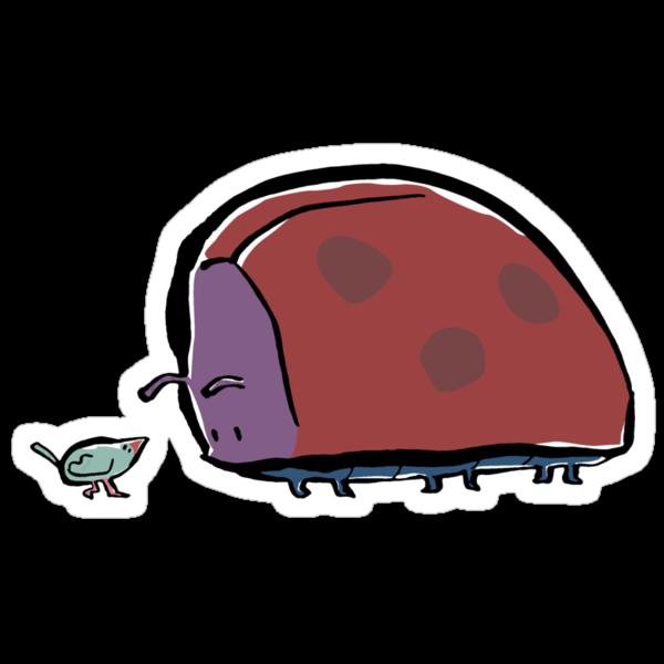 big bug by greendeer