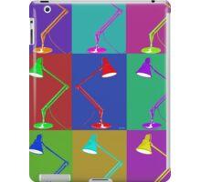 Multi Angle poise Lamp iPad Case/Skin