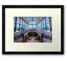 Yorkdale Subway Station Framed Print