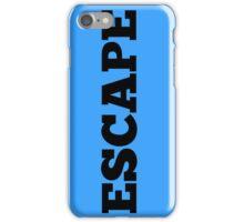 Escape 2 iPhone Case/Skin