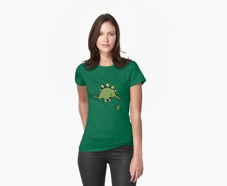 stegosaur by greendeer