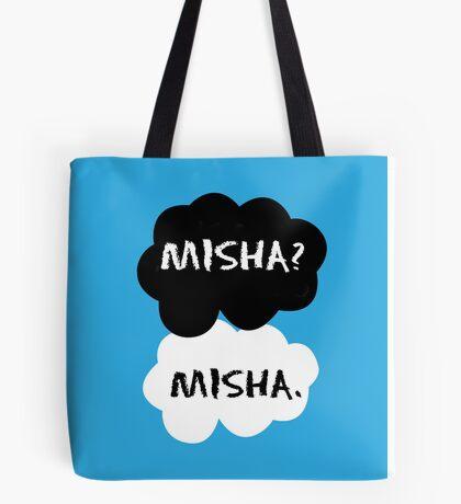 Misha Collins - TFIOS Tote Bag