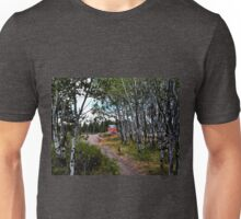 Peek a boo Hilda Unisex T-Shirt