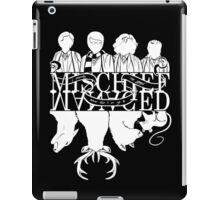 Mischief Managed iPad Case/Skin
