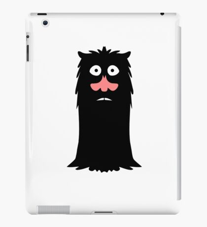 Inquisative Yeti! iPad Case/Skin