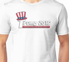 Donald Trump For President 2016 Unisex T-Shirt
