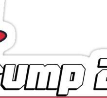 Donald Trump For President 2016 Sticker