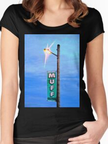 Muff, Donegal, Ireland Women's Fitted Scoop T-Shirt